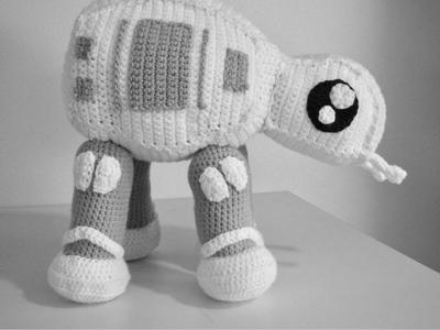 Star Wars Crochet AT-AT Walker