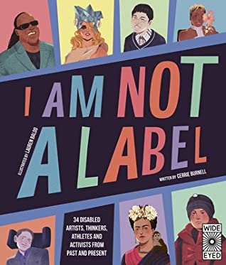 I Am Not a Label by Cerrie Burnell. null
