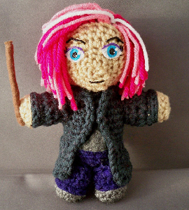 Harry Potter Nymphadora Tonks Plushie