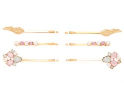 Pearl Wings Hair Pins