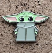 Star Wars Baby Yoda Enamel Pin