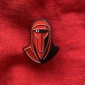 Star Wars Imperial Guard Enamel Pin