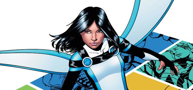 Underrated Female Heroes Tag - DC Comics: Miiyahbin Marten aka Equinox
