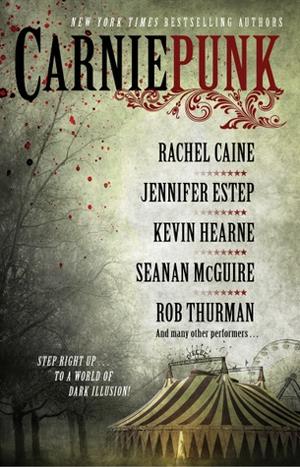 Carnipunk anthology