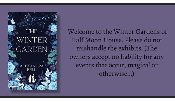 """Del Rey Virtual Showcase Highlights: Alexandra Bell """"The Winter Garden"""""""