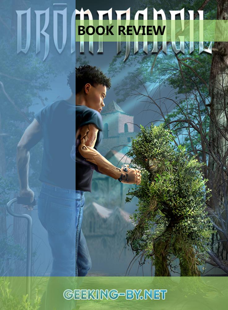 Book Review: Drōmfrangil by Cynthia McDonald -