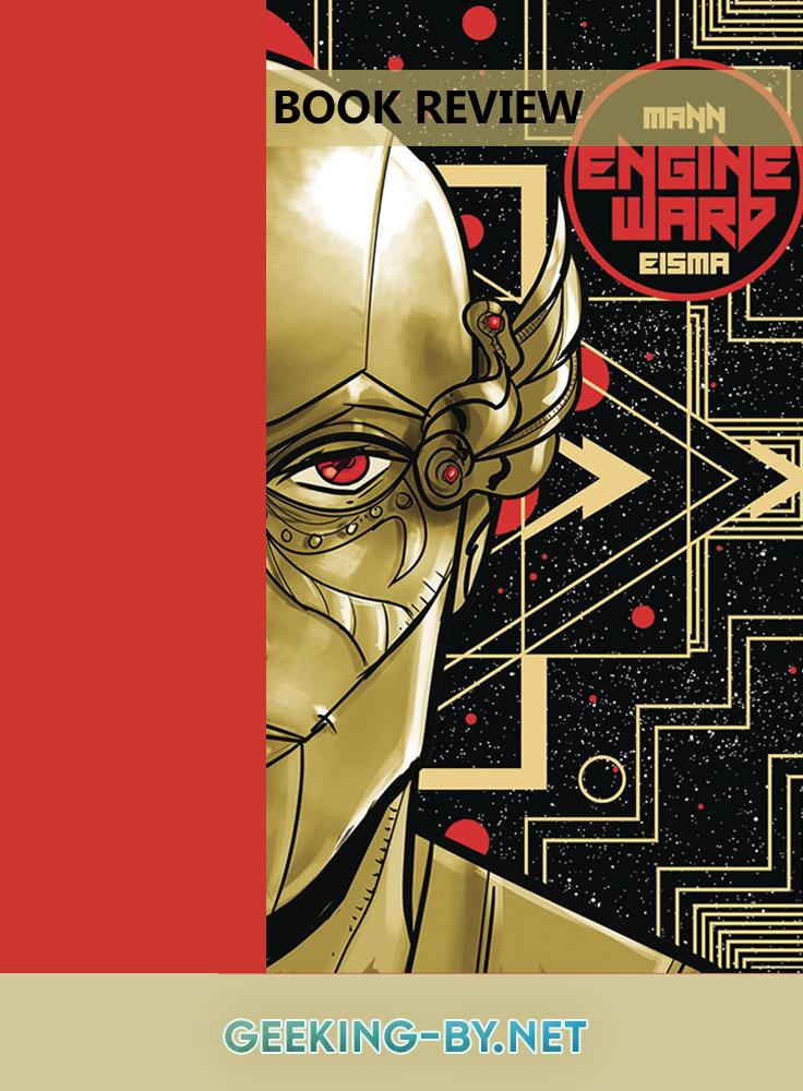 Engineward Issue #1 from Vault Comics