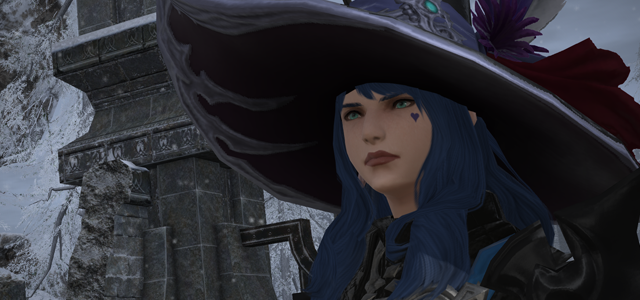 Final fantasy XIV - My Character
