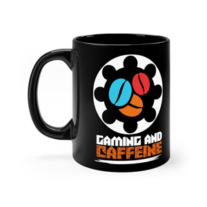 Gaming and Caffiene Mug by GiftsPassion