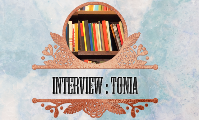 Geekdis Interview with Tonia of Tonia Says. null