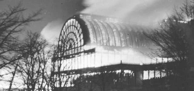 The Geeky Childhood Tag - The Crystal Palace exhibition