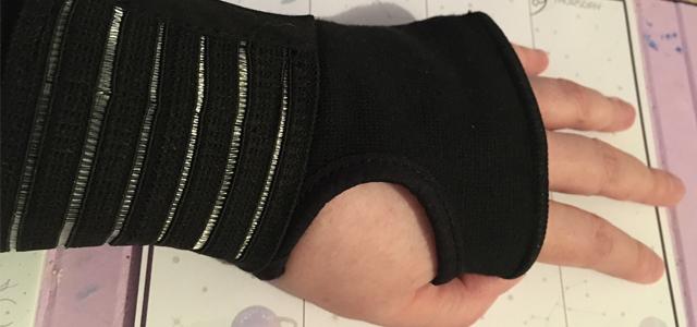 Geeking by in December 2020: Sore wrists