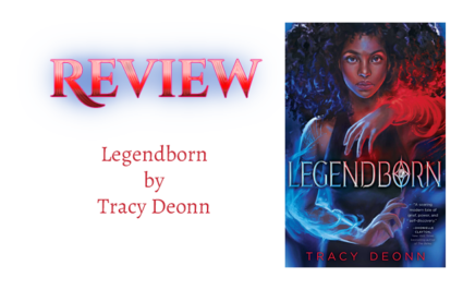 Book Review: Legendborn by Tracy Deonn
