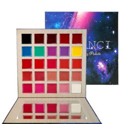 DE'LANCI Matte Lipstick Palette