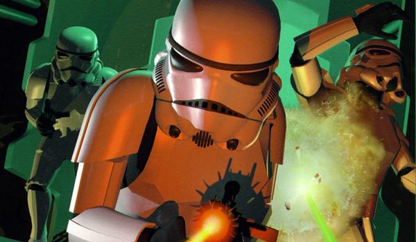 #loveyourbacklog month 2021 - Star Wars: Dark Forces