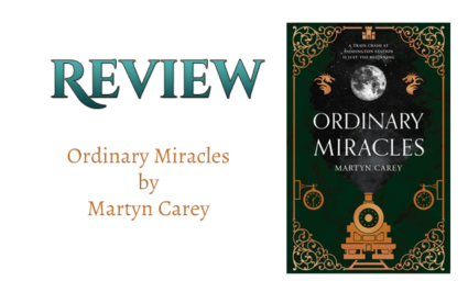 Ordinary Miracles by Martyn Carey Book Review
