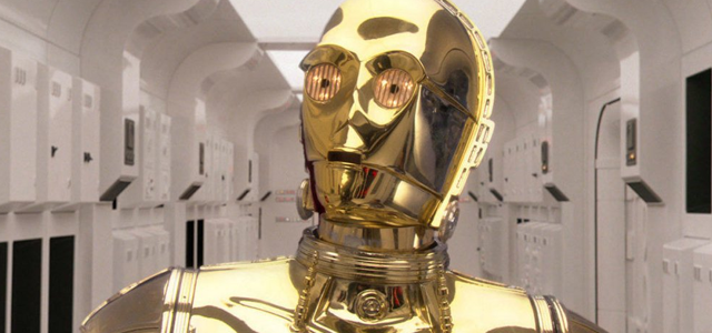 Character Personality Test Scores - C3PO