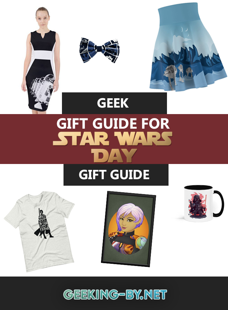 Get ready for Star Wars Day with these stunning handmade items! - Get ready for Star Wars day on May 4th 2021 with these stunning handmade items. From fashion to mugs and nail art, show your love for Star Wars your way!