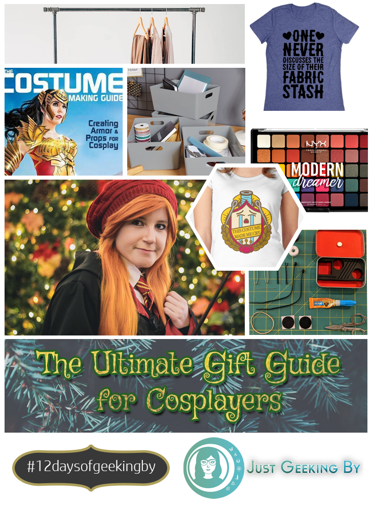 Pin This - The Ultimate Gift Guide for Cosplayers - No idea what cosplay even is? No problem! This gift guide for cosplayers is designed for novices to help you pick the best gift for the cosplayer in your life!
