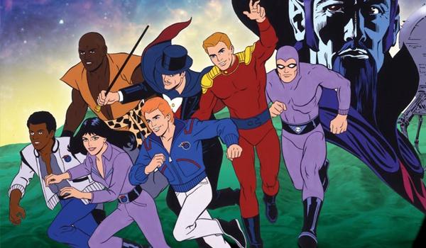 Seriously Geeky Sundays #8 - Six on a Sunday: Science Fiction - 80s/90s sci-fi cartoons