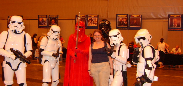 Seriously Geeky Sundays Week 17 - Have you been to a convention and if so, how many?
