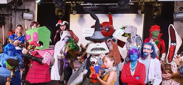 Seriously Geeky Sundays Week 21 - What does cosplay mean to you?