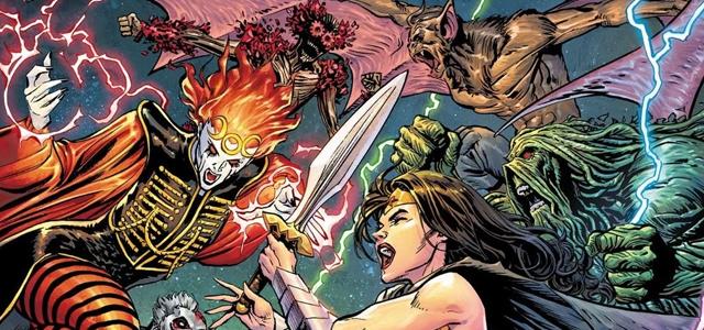 Seriously Geeky Sundays #39 - 2020 in Fandoms - DC Comics