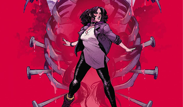 Shadow Service from Vault Comics