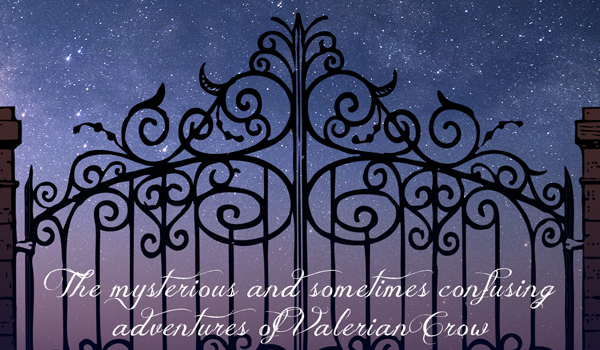 Book Review: Stars and Ravens: The Mysterious and Sometimes Confusing Adventures of Valerian Crow  by Francis Deer and Mika Hunter