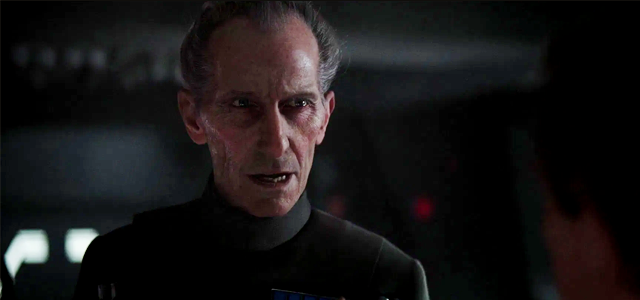 Star Wars Challenge: Imperial Characters - Wilhuff Tarkin