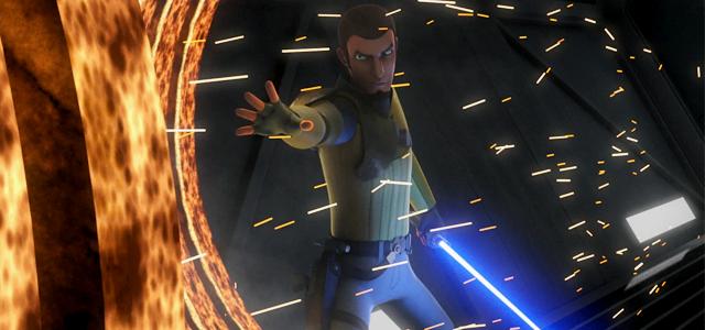 Star Wars Challenge: Heroes - Kanan Jarrus