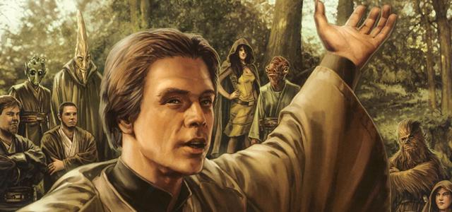 Star Wars Challenge: Heroes - Luke Skywa;ler