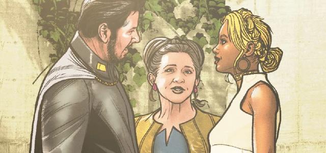 Star Wars Challenge: Relationships - Temmin 'Snap' Wexley & Kare Kun