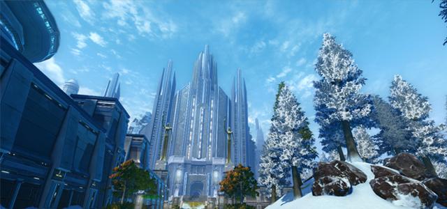 Star Wars Challenge: Planets - Alderaan