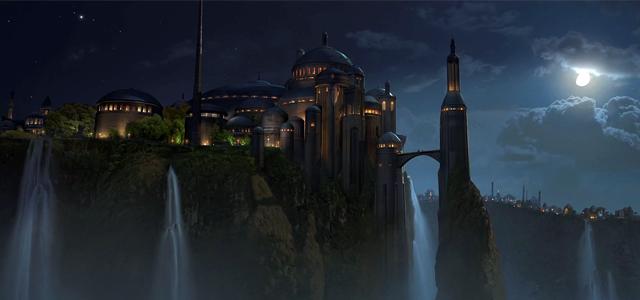 Star Wars Challenge: Planets - Naboo