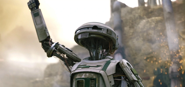 Star Wars Challenge: Favourite Sidekicks - L3