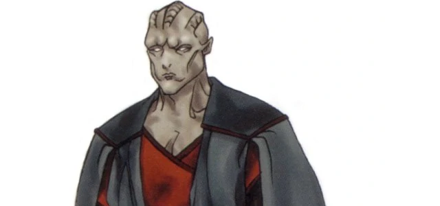 Star Wars Challenge: Humanoids - Khommite