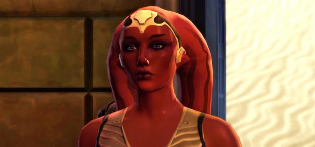 Star Wars Challenge: Humanoids - Twi'lek