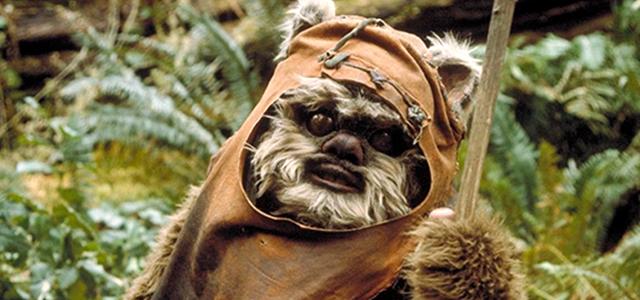 Star Wars Challenge: Aliens - Ewok