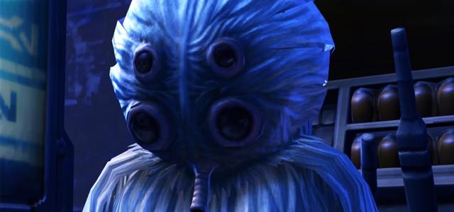 Star Wars Challenge: Aliens - Talz