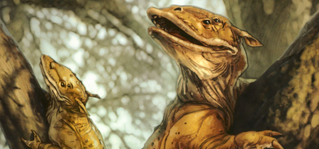 Star Wars Challenge: Creatures - Ysalamir