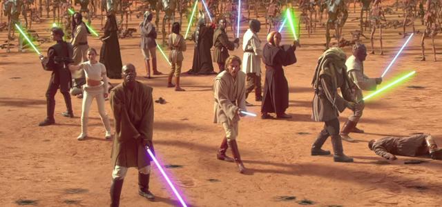 Star Wars Challenge: Battles - Battle of Geonosis