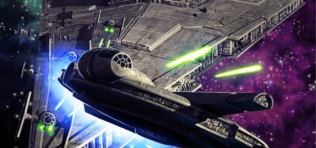 Star Wars Challenge: Battles - Kessel Run Chase
