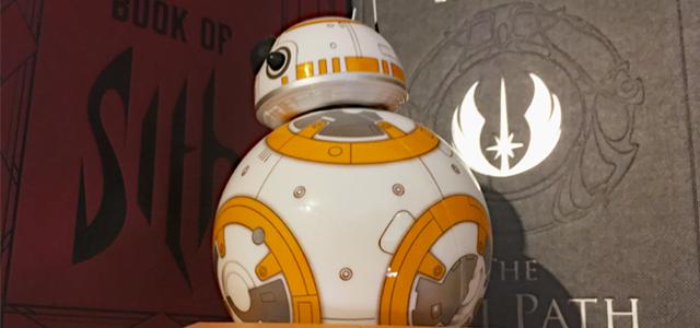 Star Wars Challenge: Merchandise - BB8 Sphere Droid