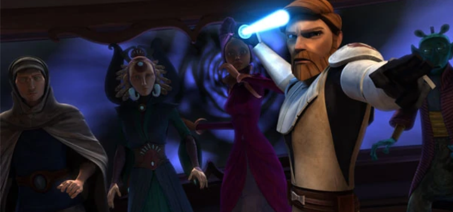"Star Wars Challenge: Quotes - ""Really? Senators, I presume you are acquainted with the collection of half-truths and hyperbole known as Obi-Wan Kenobi?"""