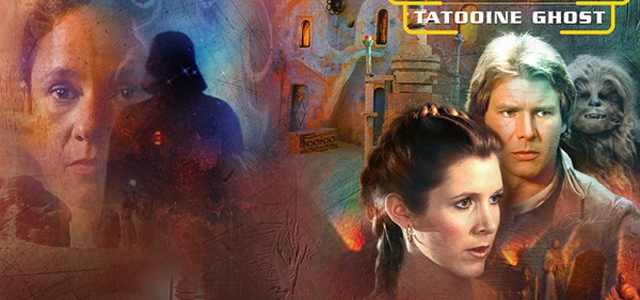 Star Wars Challenge: Fiction - Tatooine Ghost
