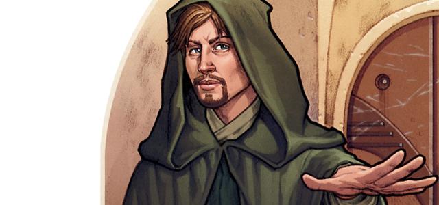 Star Wars Challenge: Jedi - Corran Horn