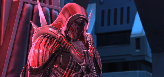 Star Wars Challenge: Sith - Darth Marr