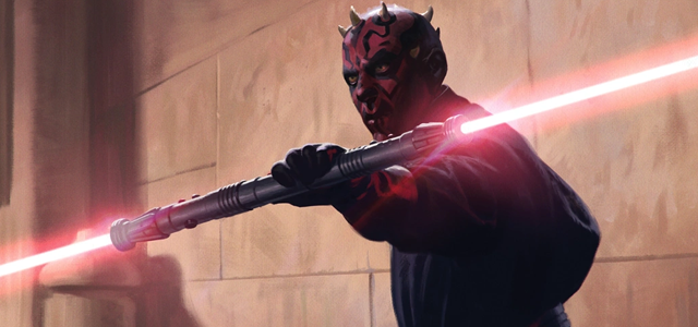 Star Wars Challenge: Sith - Darth Maul