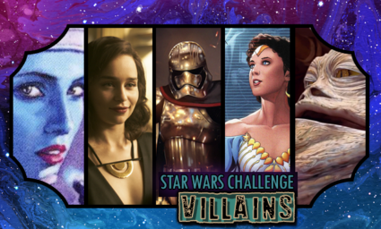 Star Wars Day Challenge: Day 13 - Villains